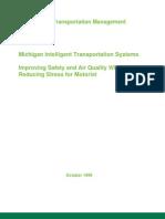 Intelligent Transport Systems-A Case Study