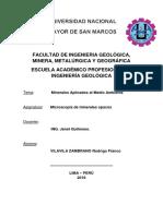 Pre Campo Salida Yauyos b15