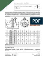 G 22 N EFA-Det4-IIA-...-1,2 Type Sheet
