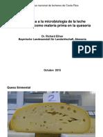 (2015) Exigencias a La Microbiologia de La Leche Para Su Uso Como Materia Prima en La Queseria.