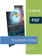 Forbidden Gates Teachers Guide