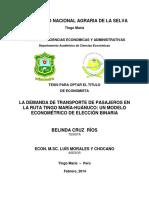 UN MODELO ECONOMÉTRICO DE ELECCIÓN BINARIA.pdf