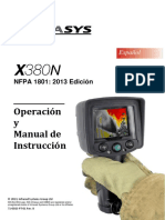 X-Series_NFPA Operating and Instruction Manual Español.pdf