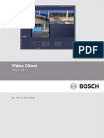Video Client 1.6 SM Operation Manual EsES 1958284811