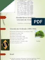 Modernismo brasilero