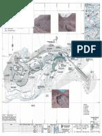 Quebrada Cocotea - Obras Plano de Planta