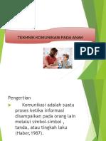 komunikasi pada anak.ppt