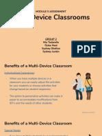 eist multi-device classrooms