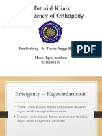 Tutorial Klinik Emergency OT