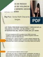 LEY PARA PREVENIR SANCIONAR Y ERRADICAR LA VIOLENCIA.pptx