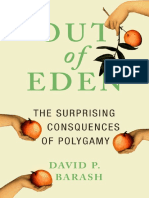 David P. Barash - Out of Eden_ The Surprising Consequences of Polygamy (2016, Oxford University Press).pdf