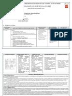 Programación Anual de Dpcc