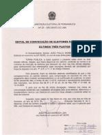 Listagem de Eleitores - Faltosos nas Eleições de 2016-2018 em São Bento Do Una - PE