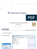 Software Tracker