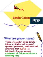 3 Gender Issues