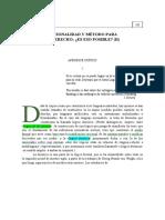 XTR Derecho y Argumentación. El Puesto de La Razón en La Fundamentación de Las Decisiones Judiciales - Yezid Carrillo