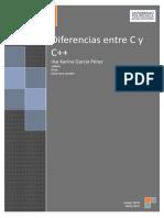 160561 Diferencias entre C y C++.docx