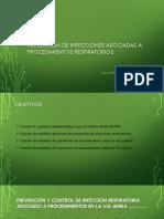 Clase 5 Prevención de Infecciones Asociadas a Proc Respiratorios