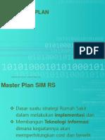Master Plan SIMRS