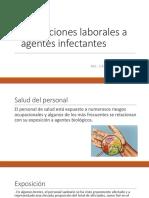 Clase 3 Exposiciones Laborales a Agentes Infectantes