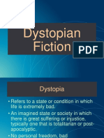 Dystopian Fiction