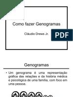 Como Fazer Genossociograma