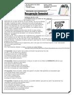 Espanhol - 1 ANO (B) - Recuperação Semestral.docx