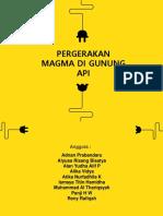 Presentasi Kelompok 3 Migrasi Magma
