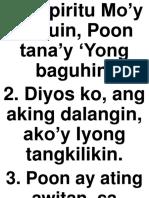 Ang Pitong Salmo