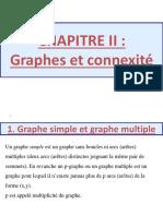 CHAP 2 - Graphes Et Connexité