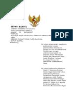 Peraturan Bupati 2017 99