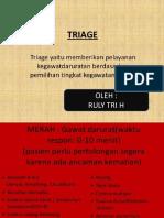 TRIASE