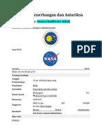 Badan Penerbangan dan Antariksa.docx
