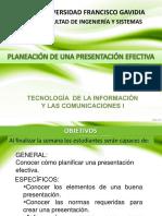 PLANIFICACION EFECTIVA DE PRESENTACION.pptx