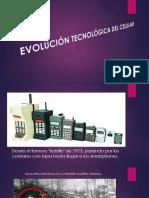 Evolucion Tecnológica Del Celular