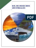 Control de Desechos Industriales