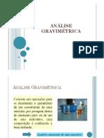 Copy of Aula 11 - Gravimetria.ppt [Modo de Compatibilidade].pdf