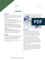 Manifold Pall