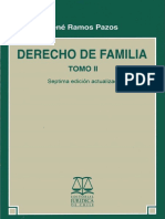 Derecho de Familia - Tomo II, Rene Ramos Pazos .pdf