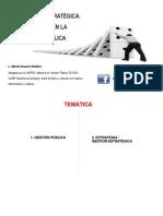 Gestión estratégica diapositivas