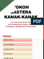(Murni) Tokoh Sastera Kanak2 Full