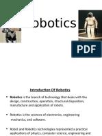 2.Robotics Introduction