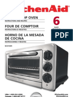Toaster OvenKCO1005OB_Use and Care_EN