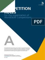 WSI OD03A Competition Rules Organization v7.0 En
