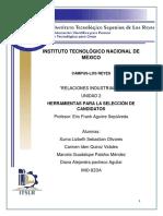SELECCIÓN DE CANDIDATOS.docx
