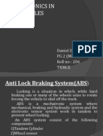 Anti Lock Braking abs - Danny