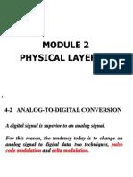 Data communication (PCM)