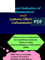 Chemical Mediators of Inflammation