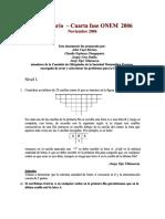 ONEM - Solucionario.pdf