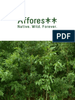 Afforestt Profile